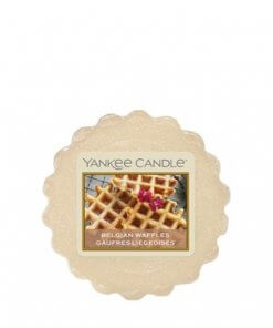 Yankee Candle Collection Sunday Brunch: Gaufres Liégeoises / Belgian Waffles - Tartelette
