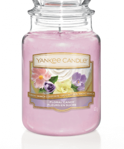 Yankee Candle Collection Sunday Brunch: Fleurs de Sucre / Floral Candy - Grande Jarre