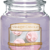 Yankee Candle Collection Sunday Brunch: Douceur de Rose / Sweet Morning Rose - Moyenne Jarre