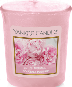 Yankee Candle Collection Sunday Brunch: Bouquet Poudré / Blush Bouquet - Votive