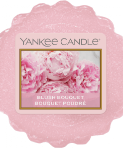 Yankee Candle Collection Sunday Brunch: Bouquet Poudré / Blush Bouquet - Tartelette