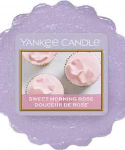 Yankee Candle Collection Sunday Brunch: Douceur de Rose / Sweet Morning Rose - Tartelette