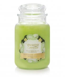 Honeydew Melon- 50iem anniverssaire de Yankee Candle, collection limité collecter