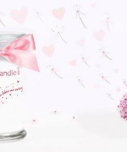 You blow me away, une bougie parfumé yankee candle pour un cadeau amoureux