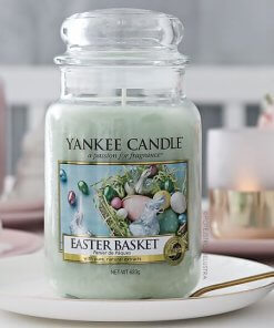 Easter basket et rainbow shake, nouvelle collection 2019 de yankee candle